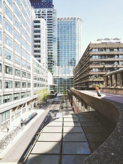 The Architect - 2015 EyeEm Awards Barbican Centre Brutalism Brutal_architecture Architecture London