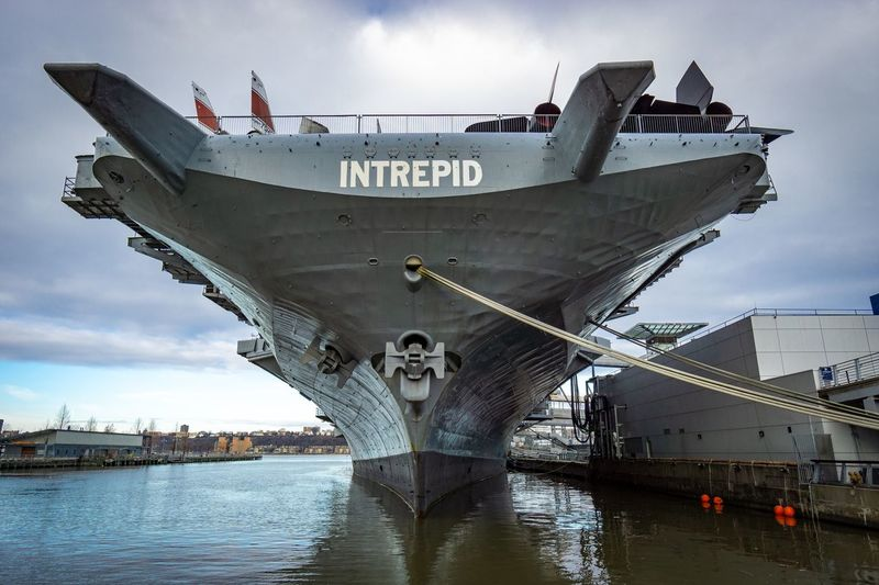 Intrepid Sea &