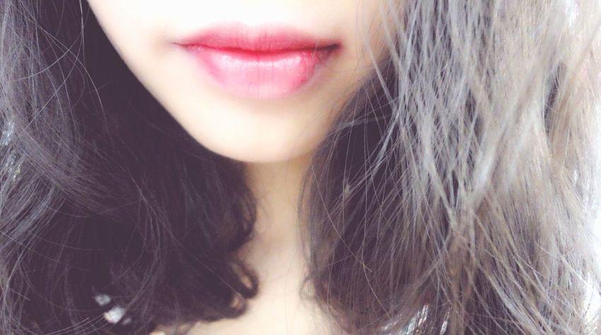 My lip 👄😬