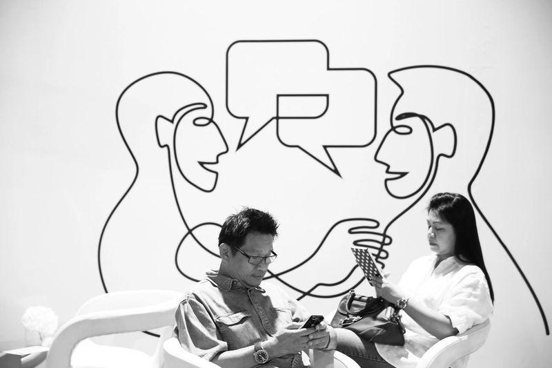 🍀 Conversation