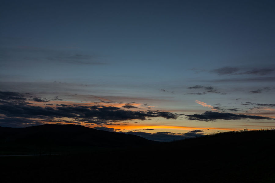 Abendstimmung im Nahetal Abendhimmel Abendstimmung Atmosphere Atmospheric Mood Cloud Cloud - Sky Cloudscape Cloudy Dramatic Sky Evening Evening Sky Light Moody Sky Outdoors Silhouette Sky Sonnenuntergang Sunset Tranquil Scene