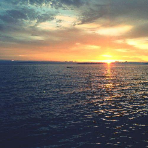 sunset Sunset Baybaycity Leyte Beautiful