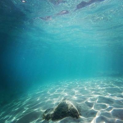 Goprohero3 +Goprofessional BaiaSantAndrea Snorkeling