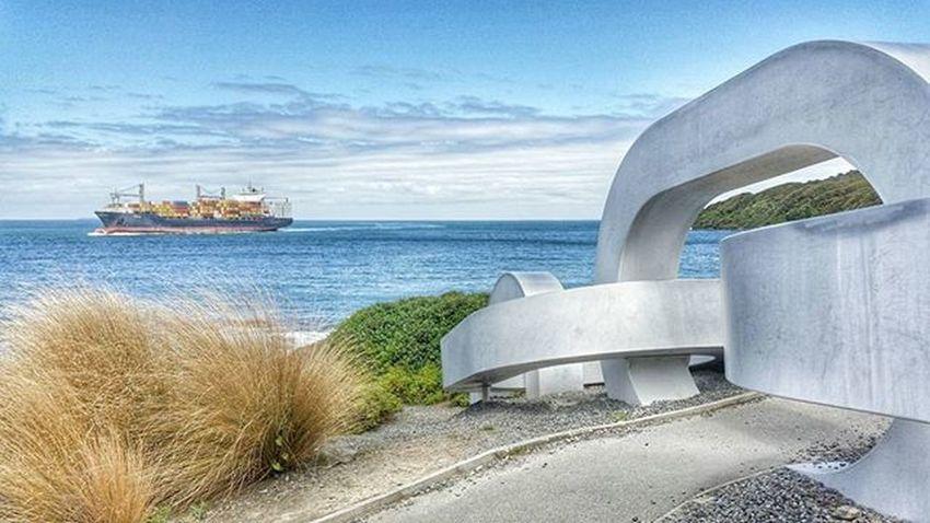 Bluff Stirlingpoint Nzmustdo Newzealand Chain Ocean Travel Travelholic Traveling Travelgram 여행 여행스타그램 여행에미치다 뉴질랜드