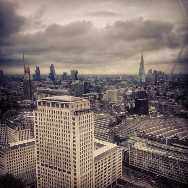 15th floor view Cityoflondon Architecture Theshard Centrallondon