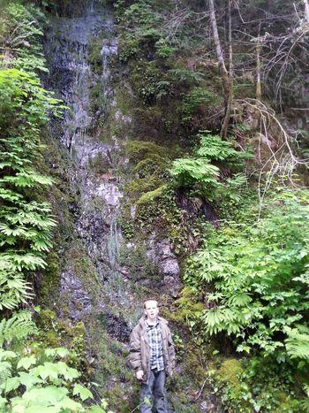 Relaxing Taking Photos Hi! Enjoying Life Hello World Beautiful Waterfall My Son