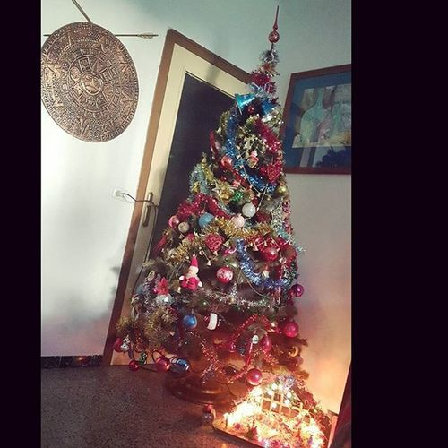 Navidad Happy Merychristmas Chrismastree Tree Instamoment Instaphoto Myhome Perfect BIG Beautiful