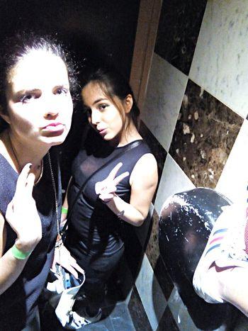 Friend Girls Brunette Party Club PromNight Paris Fiesta Partyallnightlong Dress