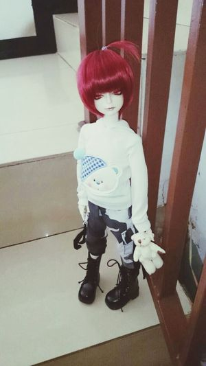 Ball Jointed Doll Resin Bjd Msd