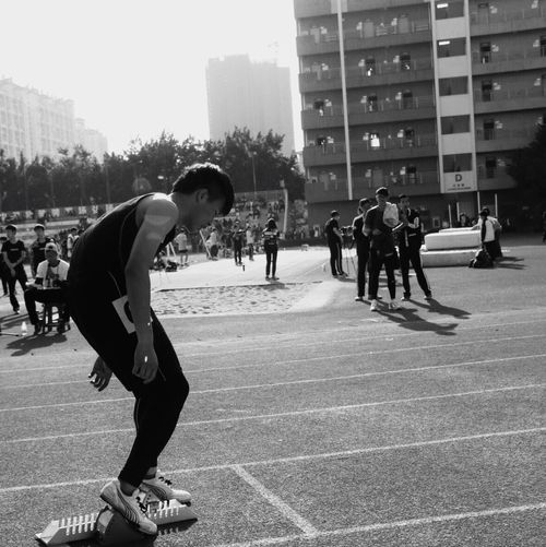 EyeEm Strong Handsome Race Are You Ready Winning And Losing Sport School School Sports Day Fighting Launching Do Your Best Believe Confidence  Nothing Is Impossible