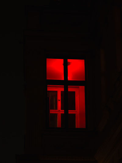 Red Light Red Light District Red No People Night Dark Indoors  Illuminated Built Structure Architecture Communication Neon Building Lighting Equipment Darkroom Copy Space Domestic Room Glowing Black Background Dark Building Exterior Outline Light Capture Tomorrow