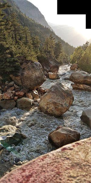 Flow like Ganga
