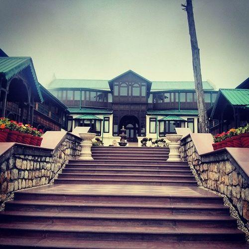 The savoi hotel Savoi Hotel 5star Beautifull massoorie instapic instatravel