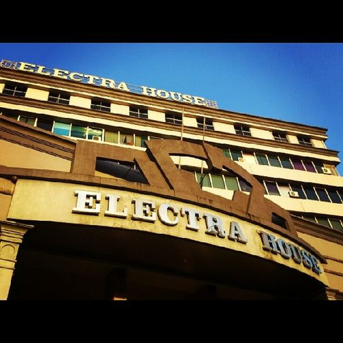 """Enter The Cat City Kuching's very first """"shopping mall"""" - long before Kuching Plaza, Sarawak Plaza, Boulevard and Spring were even conceived. It was built on (naturally) Jalan Power in the late 60s and occupied as SESCO main office. A bit run-down these days, but still sees a lot of human traffic because of its very central location. Electrahouse Kuching Sarawak Shopping mall building historical instamood places"""