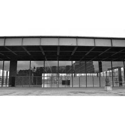Berlin Architektur Architecturephotography Architecture Germany Deutschland Neuenationalgalerie