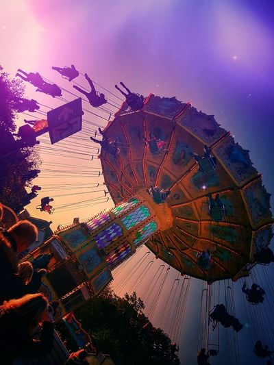 Feel free.... 😀 Ruhrgebiet Werne A.d. Lippe Sim-jü Night Sunset Close-up Live For The Story EyeEmNewHere Enjoying Life Carousel Having Fun Place Of Heart The Street Photographer - 2017 EyeEm Awards The Photojournalist - 2017 EyeEm Awards The Great Outdoors - 2017 EyeEm Awards EyeEm Best Shots EyeEm Best Edits Smartphonephotography Eye4photography  Funfair Swing Lookingup Sky Mix Yourself A Good Time #urbanana: The Urban Playground A New Beginning