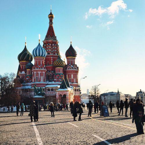 Russia Architecture Religion