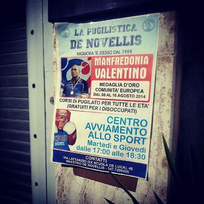 Boxe Advertising Naples Napoles Homesweethome Happiness Tagsforlikes Tagsforlike Picsofday 2k14 Friend Friends Napoli Pugilato Gym Mygym ArcoFelice Pozzuoli Up &down