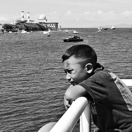 Ternate Island, Molucca Nortmolucas B&w Photography Blackandwhite IPhoneography