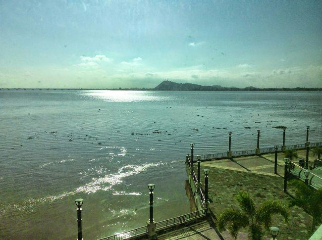 Rio Guayas, Guayaquil, Ecuador