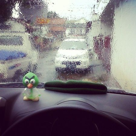 Morning udah Hujan ini yg bikin Sebel tapi tetep Semangat lanjut ke purworejo