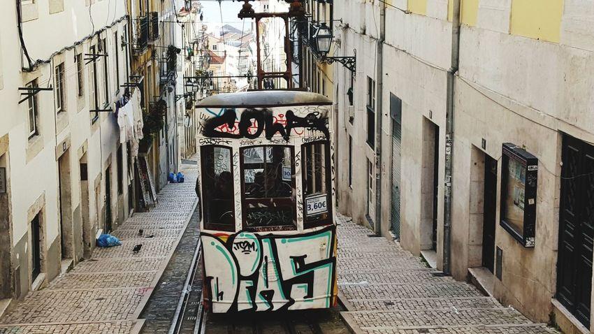 Built Structure Architecture Building Exterior Outdoors Day Men Adult People Only Men Lisbon City Life Lisbon Streets Lisbon, Portugal Lisbon Tram Tramway Lisboa Portugal Architecture City Sky Travel Destination