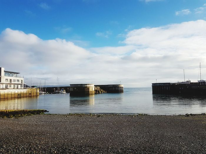 Harbour in the