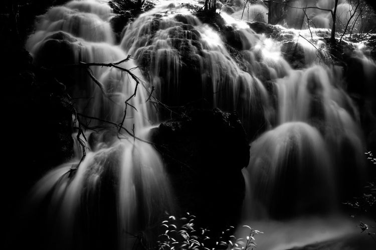 Beauty In Nature Best EyeEm Shot Blackandwhite Blurred Motion Capturing Freedom capturing motion capturing motion Check This Out Close-up Day Horizontal Monochrome Monochrome Photography Motion Motion Blur Motion Capture Motion Photography Nature No People Outdoors