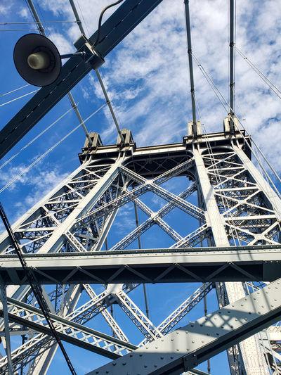 Triangles of williamsburg bridge
