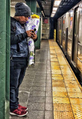 2nite Subway Public Transportation MTA Soulz~