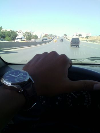 Checking In Starting A Trip Driving Drivebyphotography Driving Around Drivingshots On The Road Festina And My Watch Festina ❤ Sunny Day