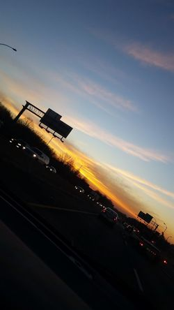 Starting the year off with a road trip Sunrise Early Morning Morning Sky Baltimore Maryland Reisterstown Showcase: January