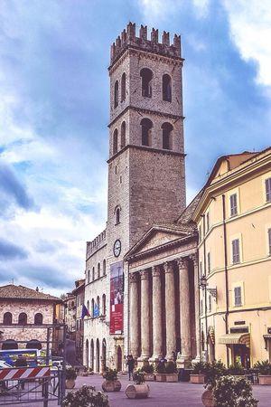 Traveling Italy Travel Photography Borgo Antico Umbria Italy❤️ Architecture Assisi Streetphotography Rem📸 Photography