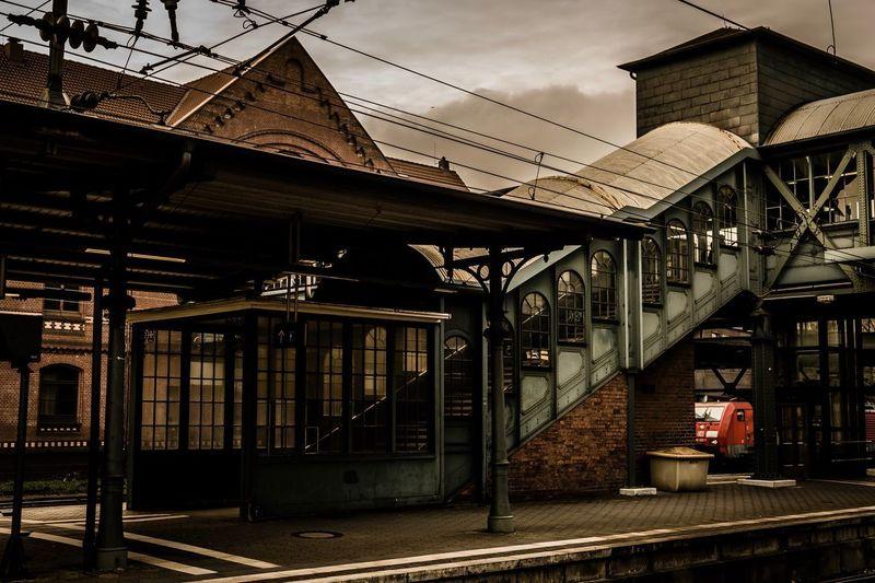 Harburg train