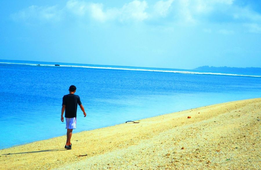 Ujung Genteng Sukabumi Seaside Beachphotography