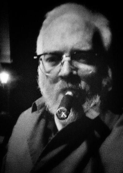 Self Portrait Selfportrait Cigars