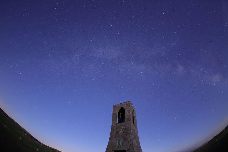 うっすら映った天の川😂 Moonlight Landscape 一目惚れんず 銀河鉄道の夜♪ Astronomy Galaxy Star Trail Milky Way Star - Space Constellation Space Mountain Moon Star Field