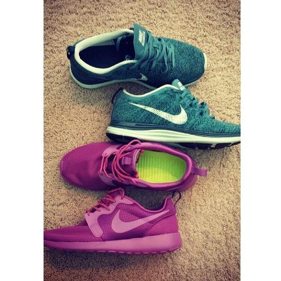 New kickss ?? Nike Rosherun Lunar NikeRun