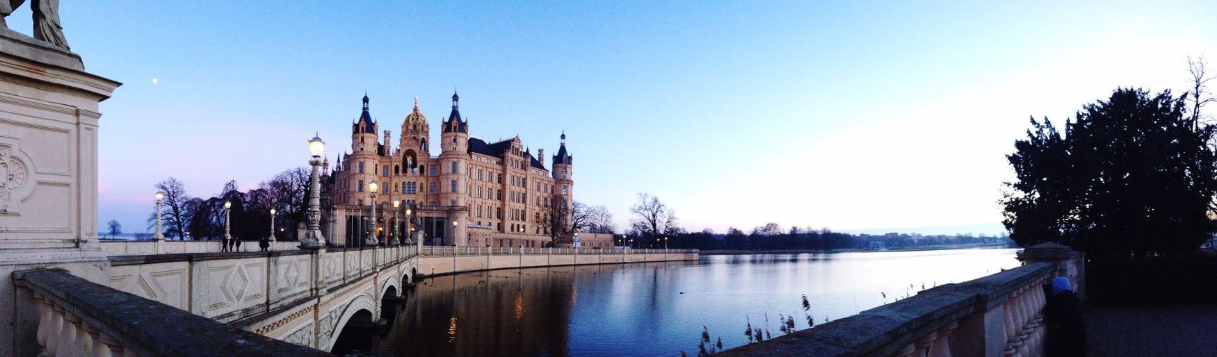 Castle in Schwerin Taking Photos