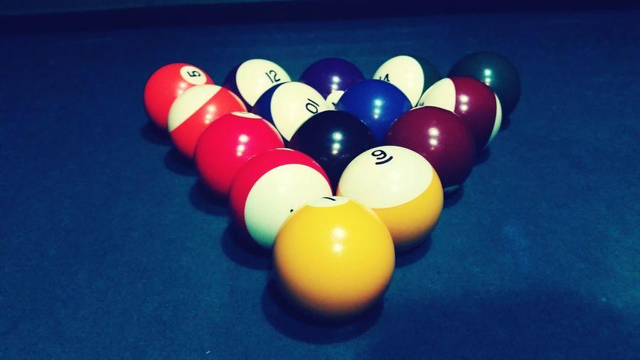 Playing Pooltable. Having fun. Taking Photos ReadingPA Colors Play