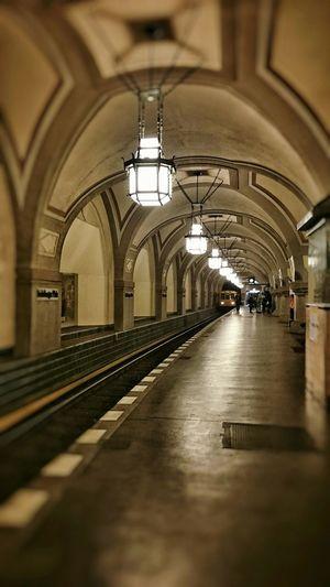 Berlin U-Bahnhof