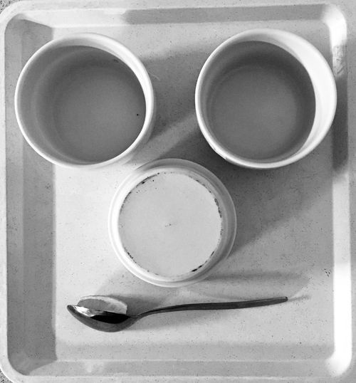Hospital Indoors  High Angle View Coffee - Drink Eating Utensil