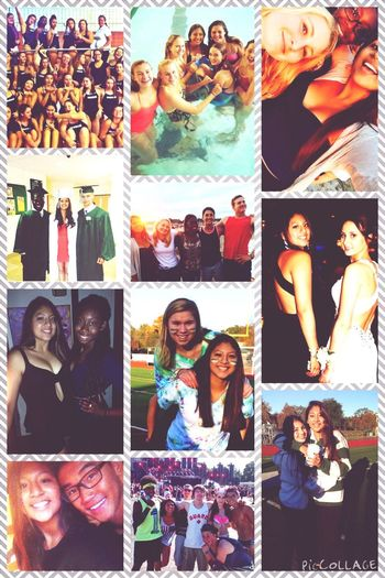 Its been a fun ride❤️ Friends Collage