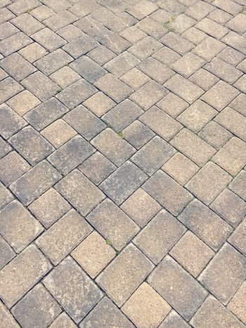 Pattern Cobblestone Textured  Full Frame Stone Material Street Outdoors Stone Tile