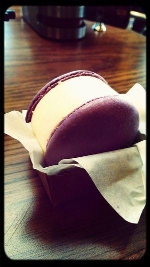 Macaron Icecream ♥ Boilingpoint