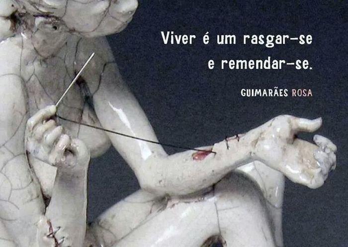Guimarães Rosa Seguindoemfrente Arte Paciencia