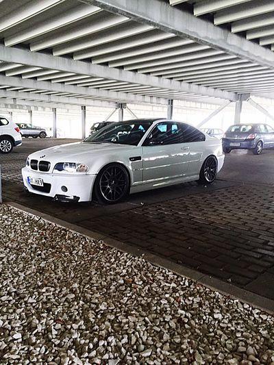 Bmw M3 Csl White