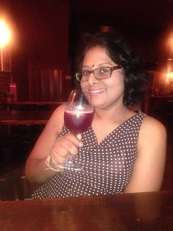 Dine in Diva Sangria Love Happy Time Fulloflife Wineanddine Love Yourself One Woman Only Portrait