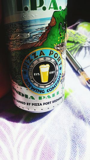 Pizzaport Beer Vape
