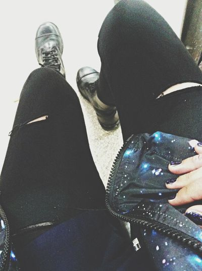 Details Today's Outfit Galaxy Obsession Galaxy Nails